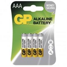 GP alkáli elem R03 (mikro, AAA) 4db/bliszter