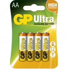 GP Ultra elem R6 (ceruza, AA) 4db/bliszter