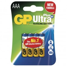 GP Ultra Plus elem R03 (mikro, AAA) 4db/bliszter