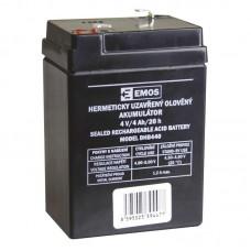 EMOS SLA ólomakkumulátor 4V 4Ah
