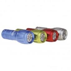 EMOS LED elemlámpa (9x LED, fém)