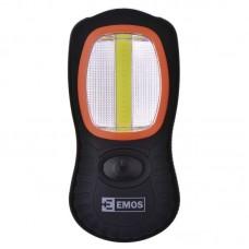 EMOS LED elemlámpa (3W COB LED + 3x LED, akasztható)