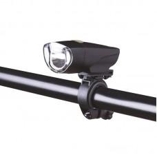EMOS LED első kerékpár lámpa (1W LED, vízálló)