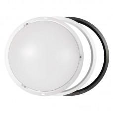 EMOS LED mennyezeti lámpa fekete vagy fehér kerettel (14W/1000 lm) 22cm - természetes fehér IP54