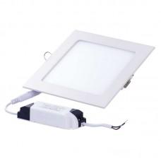 EMOS LED panel (fehér) (12W/720 lm) beépíthető négyzet alakú (17cm) - meleg fehér