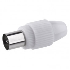 EMOS IEC koax dugó, egyenes A203R