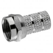 EMOS F csatlakozó (3C2V koaxhoz 4,9mm) M5609L