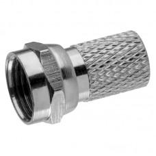 EMOS F csatlakozó (CB-113N koaxhoz 7mm) M7351T