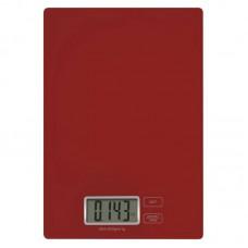 EMOS digitális konyhai mérleg (piros) EV003R