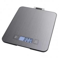 EMOS digitális konyhai mérleg (ezüst) EV023