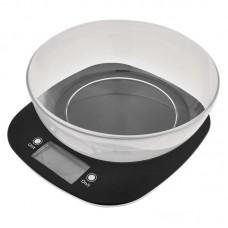 EMOS digitális konyhai mérleg (fekete) EV025