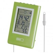 EMOS digitális meteorológiai állomás és ébresztőóra E0117N