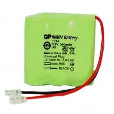 GP NiMH akkumulátor 3,6V 300mAh vezeték nélküli telefonokhoz (T314 T501 30AAAM3BMU)