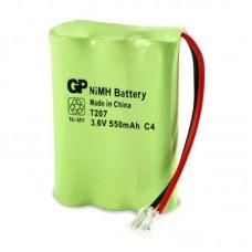 GP NiMH akkumulátor 3,6V 550mAh vezeték nélküli telefonokhoz (T207 55AAAH3BMU)
