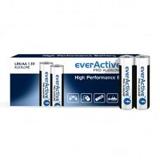 everActive PRO ALKALINE, alkáli elem R6 (ceruza, AA) 10db/bliszter