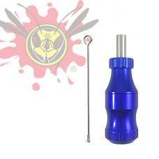 BIG WASP állítható tűmélységű aluminium markolat (19mm) -kék