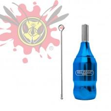 BIG WASP állítható tűmélységű aluminium markolat (26mm) -kék